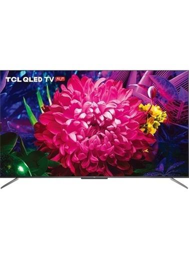 "Jopus TCL 55C715 55"" 139 Ekran Uydu Alıcılı 4K Ultra HD DVBS Android Smart QLED TV Renkli"